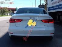 Bán Audi A3 1.8AT đời 2015, màu trắng, nhập khẩu đẹp như mới