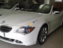 Cần bán gấp BMW 650i năm 2008, màu trắng, nhập khẩu chính hãng