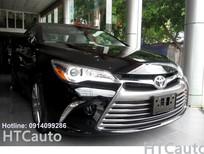Bán xe Toyota Camry XLE 2.5 đời 2016, màu đen, nhập mỹ