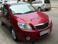 Bán Daewoo GentraX năm 2010, màu đỏ, nhập khẩu