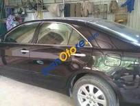 Cần bán xe Toyota Camry 2.4 đời 2008, màu đen