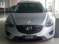 Bán ô tô Mazda CX 5 2.0L AT đời 2016, màu bạc