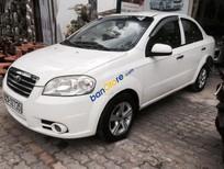 Bán ô tô Daewoo Gentra SX năm 2008, màu trắng