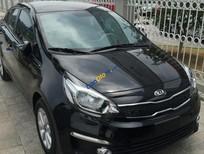 Bán xe Kia Rio đời 2016, màu đen, nhập khẩu
