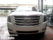 Bán xe Cadillac escalade platinum 2016 màu trắng nhập mỹ