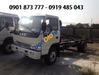 Chuyên bán xe tải nhẹ Jac 1 tấn 2 tấn 3 tấn 4 tấn 5 tấn 6 tấn 7 tấn 8 tấn 9 tấn, giao ngay xe