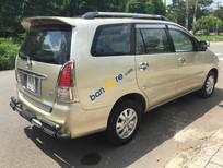 Bán Toyota Innova 2.0V năm 2008, màu vàng