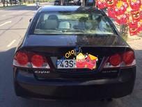 Cần bán lại xe Honda Civic 1.8 đời 2008, màu đen chính chủ, 457tr
