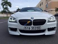 Cần bán lại xe BMW 6 Series 650i đời 2012, màu trắng còn mới