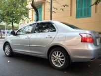 Bán xe Toyota Vios 1.5E đời 2010, màu bạc, chính chủ.346tr