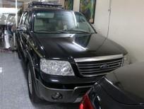 Cần bán gấp Ford Escape 2005, màu đen, số tự động, 310tr