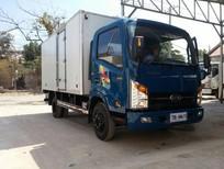 Xe tải Veam VT200-1 1.9 tấn thùng mui bạt, xe Veam VT200-1 1T99 động cơ HYUNDAI có máy lạnh