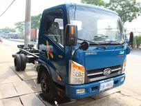 Xe tải 2 tấn giá rẻ vào được thành phố, xe tải thùng 2 tấn thùng kín