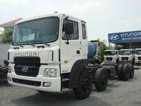 Gía xe Hyundai HD310. Bán xe tải Hyundai HD310 (8x4) 17 tấn