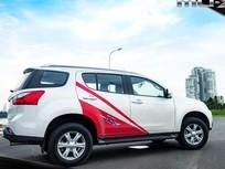 SUV MU-X 7 chỗ với 2 phiên bản 3.0 và 2.5 số sàn và tự động HOT HOT HOT