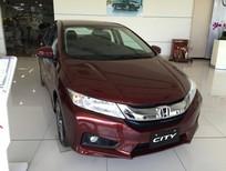 Honda City 1.5CVT 2017 Đỏ - Xe Mới 100% Chính Hãng - Góp 80%