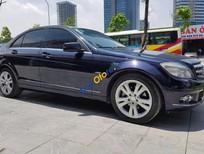 Bán Mercedes C200 sản xuất 2010, màu xanh lam, nhập khẩu nguyên chiếc như mới, giá tốt