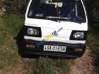 Bán Suzuki Carry Van đời 1997, màu trắng, giá chỉ 95 triệu