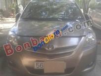 Cần bán xe Toyota Vios AT đời 2010, màu nâu, giá 478tr