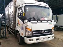 Xe tải Veam VT200 1T99 thùng kín có máy lạnh, xe Veam VT200-1 1.9 tấn động cơ Hyundai