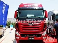 Đại lí phân phối độc quyền Hyundai HD360 thùng dài 9.7m
