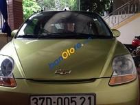 Cần bán lại xe Chevrolet Spark Van 2013, màu vàng, giá tốt