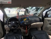 Cần bán lại xe Mitsubishi Grandis 2.4 Mivec năm 2009, màu đen số tự động