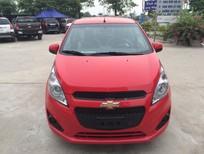 Bán Chevrolet Spark 1.2 MT 2016, màu đỏ