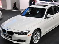 Cần bán xe BMW 320i 2016, màu trắng, nhập khẩu chính hãng