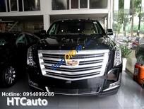 Bán xe Cadillac Escalade esv 2016, màu đen,nhập mỹ