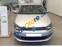 Xe nhập Đức Volkswagen Polo Sedan GP sản xuất 2016, màu bạc, cạnh tranh Honda City. LH Hương 0902608293
