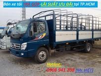 Xe tải ollin700b , 7 tấn . thùng dài 6m15 , có máy lạnh.