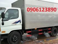 Ưu đãi xe tải 6 tấn 4 Thaco Hyundai HD 650 tại Hải Phòng giá tốt khuyến mại hấp dẫn