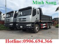 Bán xe ben ChengLong 13 tấn 3 chân 11 khối trả góp lãi suất, hỗ trợ vay trả góp