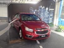 Chevrolet Phú Mỹ Hưng chỉ với 100 triệu sỡ hữu ngay Cruze 2017 giá rẻ nhất HCM