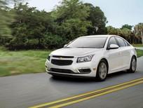 Chevrolet Phú Mỹ Hưng chỉ với 100 triệu sỡ hữu ngay Cruze 2016 giá rẻ nhất HCM