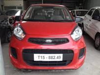 Cần bán xe Kia Morning van 2016, màu đỏ, nhập khẩu chính hãng,