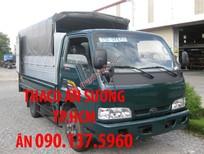 THACO TP.HCM: Frontier K165S sản xuất mới, màu xám, nhập khẩu chính hãng