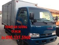 Thaco An Sương TP. HCM: Kia Frontier K165 sản xuất mới, màu xanh, nhập khẩu