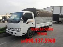 TP. HCM cần bán xe Kia K3000S K165S 2T4 sản xuất mới, màu xanh, nhập khẩu