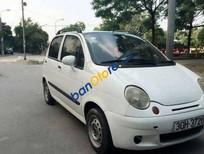 Bán Daewoo Matiz AT đời 2007, màu trắng, 83 triệu