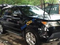 Cần bán lại xe Acura MDX AT đời 2007, màu đen, xe nhập