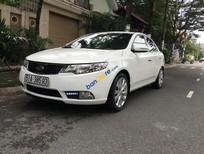 Cần bán lại xe Kia Forte 1.6AT đời 2012, màu trắng như mới