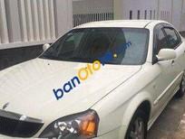 Bán ô tô Daewoo Magnus MT đời 2006, màu trắng