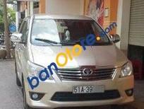 Cần bán xe Toyota Innova MT đời 2008, màu nâu giá cạnh tranh