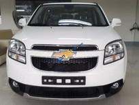Bán Chevrolet Captiva 2015, màu trắng, 700tr