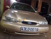 Cần bán gấp Ford Contour đời 1996, màu ghi vàng