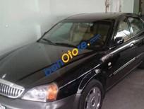 Bán xe Daewoo Magnus AT đời 2005, màu đen, giá 225tr