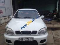 Cần bán lại xe Daewoo Nubira MT đời 2002, màu trắng