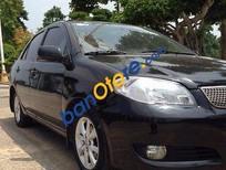 Xe Toyota Vios 1.5G đời 2007, màu đen, 270tr